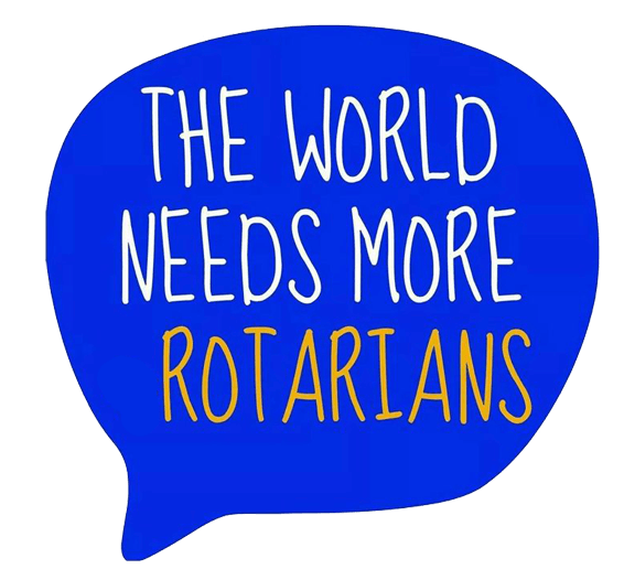 more rotarians